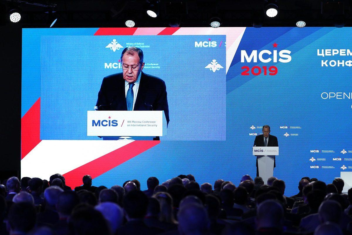 Ost-West-Konflikt, Syrien, Venezuela, Terrorismus: Hier sind Russlands offizielle Positionen dazu im Wortlaut