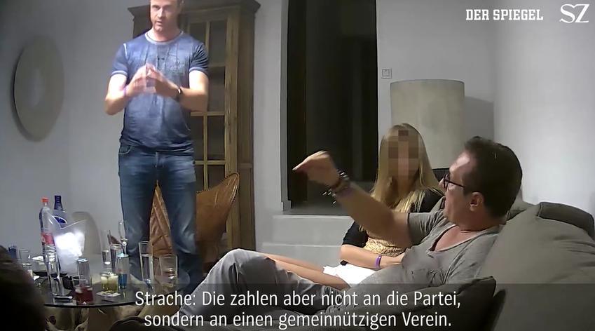 """""""Fall Strache"""": Staatsanwalt sieht keinen Hinweis auf Straftat, deutsche Medien berichten das Gegenteil"""