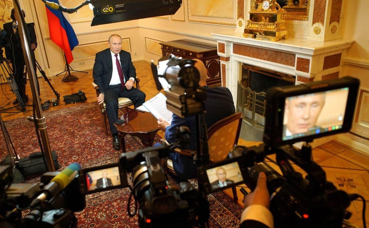 Putin im Interview über Selensky und die Beziehungen zu Ukraine