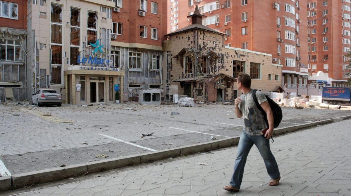 Unbeachtet von den deutschen Medien: Beschuss in Donezk nimmt zu