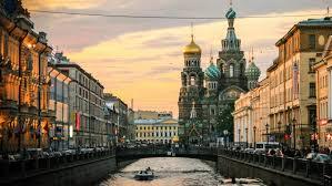 Mal keine Politik: Ein kleiner Spaziergang durch meine Wahlheimat St. Petersburg in Russland