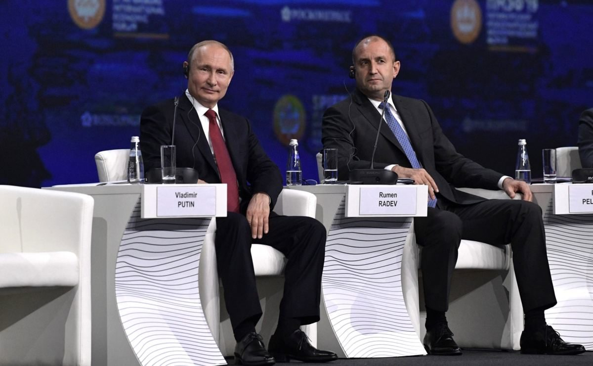 Putin im O-Ton über Sanktionen und das Verhältnis zur EU und zu China
