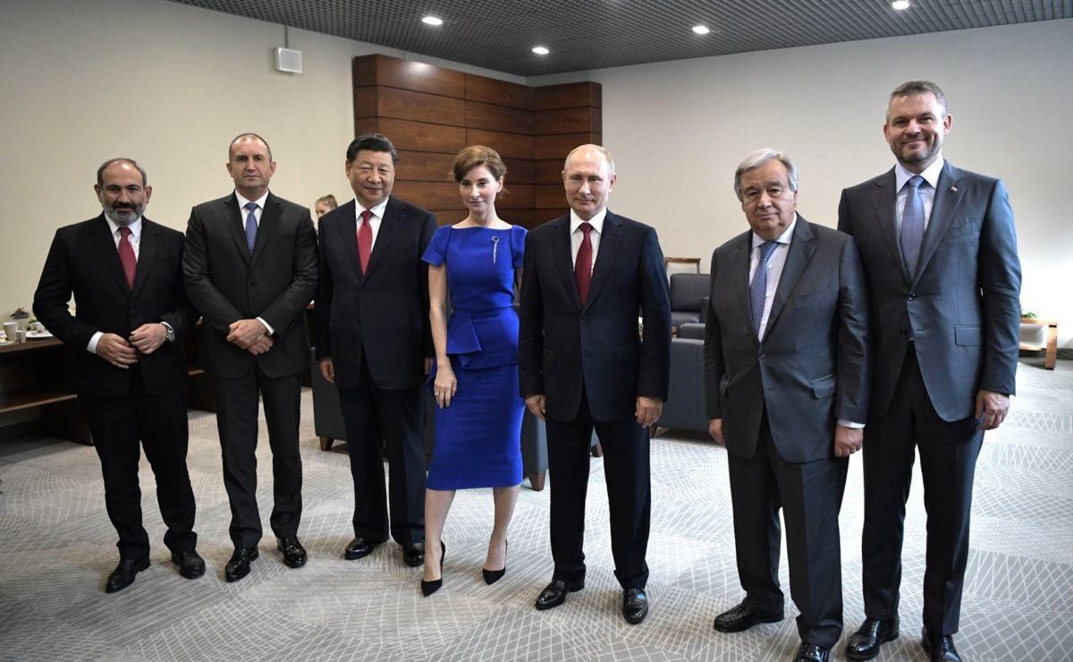 Die Präsidenten Xi Jingping und Putin über den Atomkonflikt mit Nordkorea