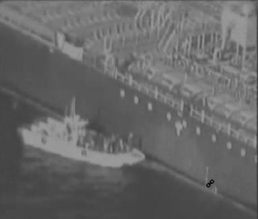 """Angegriffene Tanker im Golf von Oman: Was zeigen die angeblichen """"Beweise"""" der USA gegen den Iran?"""