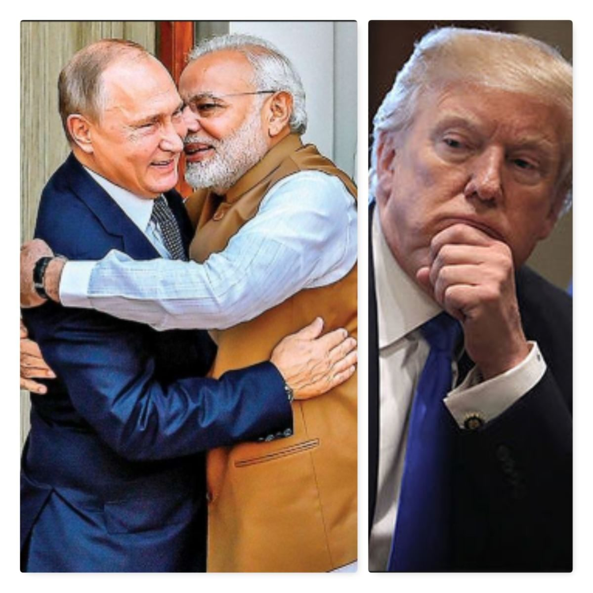 Kommen demnächst US-Sanktionen gegen Indien?