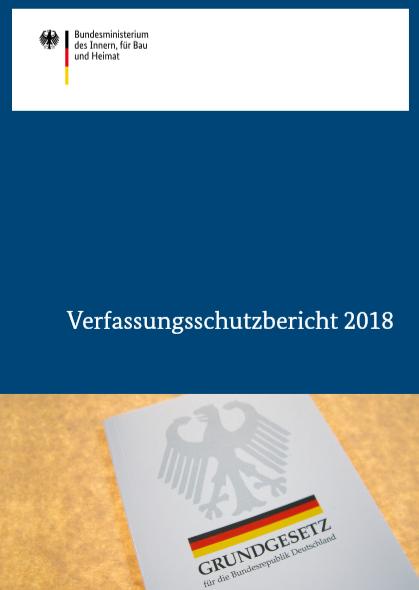 """Medien schreiben von der """"rechten Gefahr"""" – Was steht tatsächlich im Verfassungsschutzbericht?"""