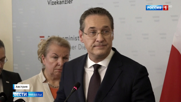 """Der """"Fall Strache"""": Das russische Fernsehen über die politische Kultur in Österreich und der EU"""