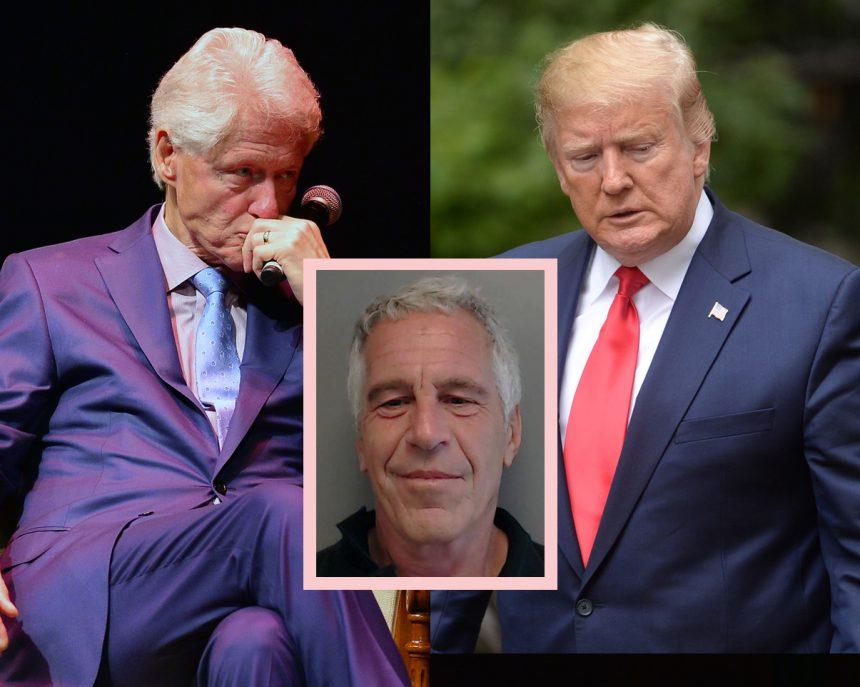 Der Epstein-Skandal und wie die deutschen Medien ihn in ihre Agenda einbauen