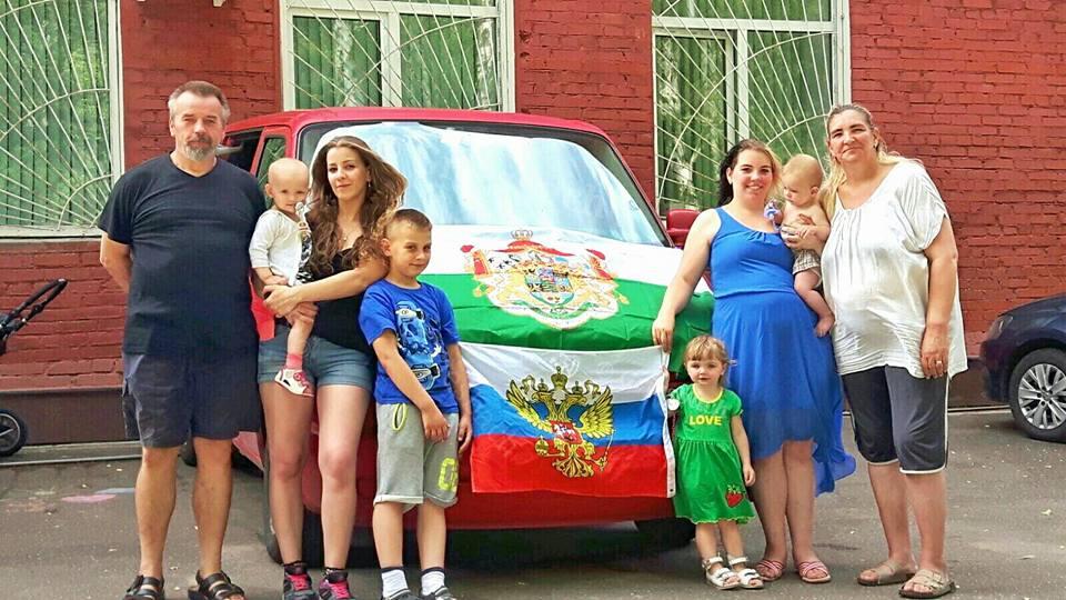 Leserfrage: Deutsche Familie erhält politisches Asyl in Russland, wie berichten die Medien darüber?