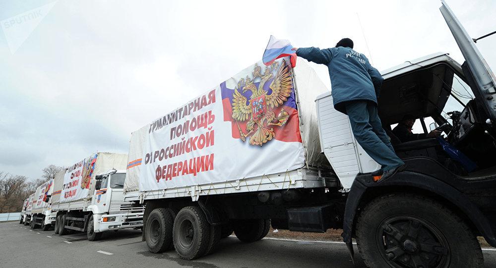 Ukraine: Chef des Nationalen Sicherheitsrates gibt zu, dass Kiew das Minsker Abkommen nicht einhält