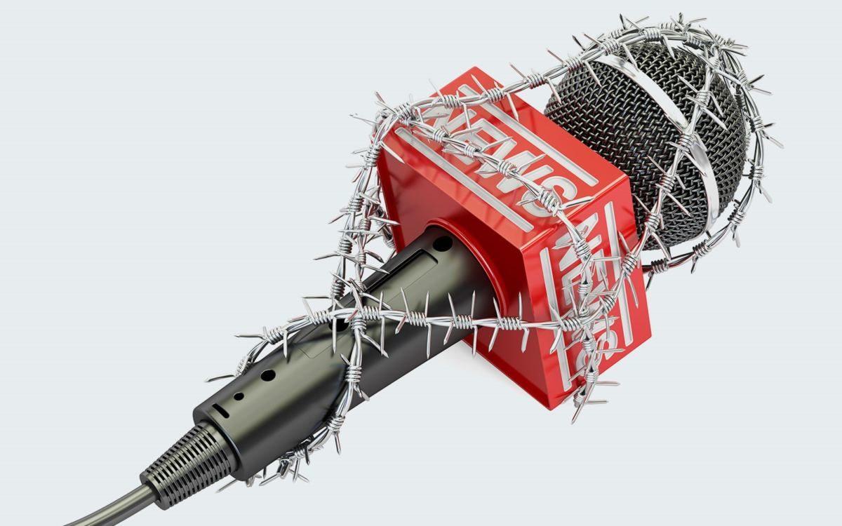 Das russische Außenministerium über Pressefreiheit und Informationslecks in London