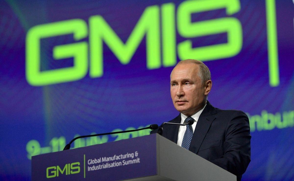 Putin im O-Ton über Klimawandel und globale Probleme der Zukunft