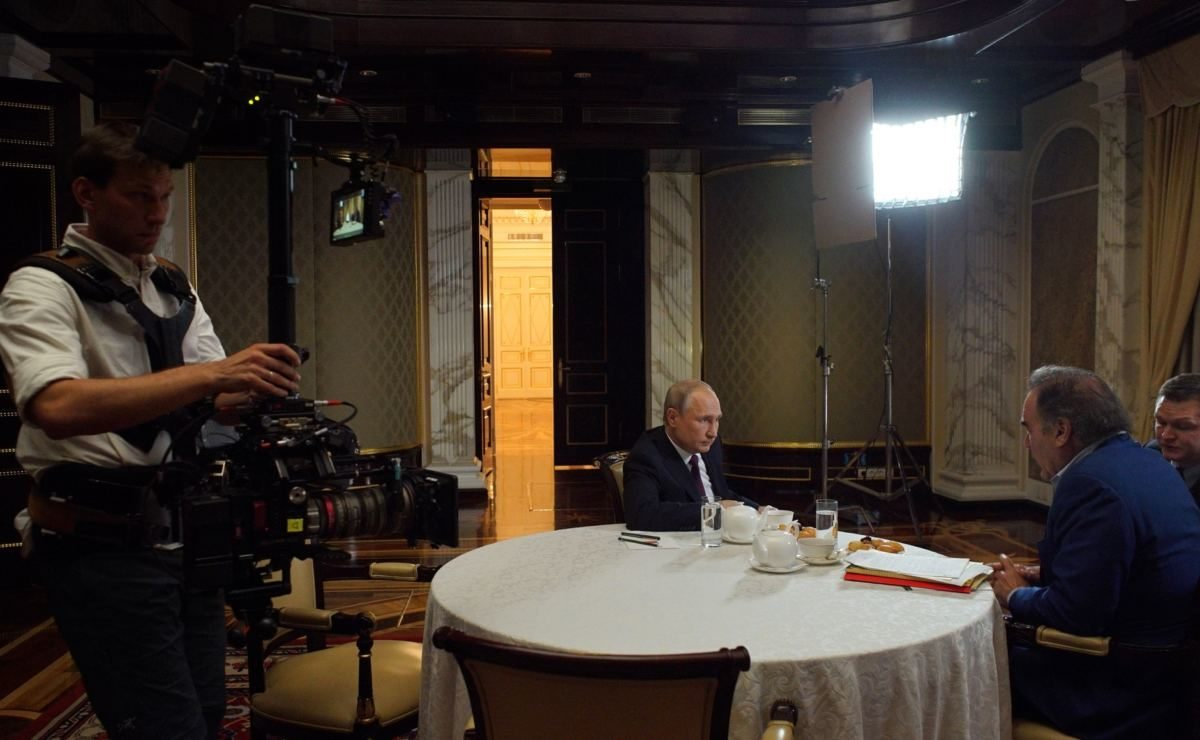Putin im O-Ton: Interview mit Oliver Stone über die Ukraine, Einmischungen in Wahlen und andere Themen