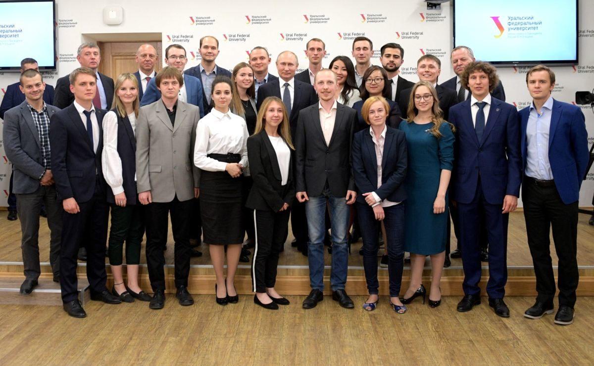 Putin im O-Ton über Internet, Klima- und Umweltpolitik, Atomkraft und Globalisierung
