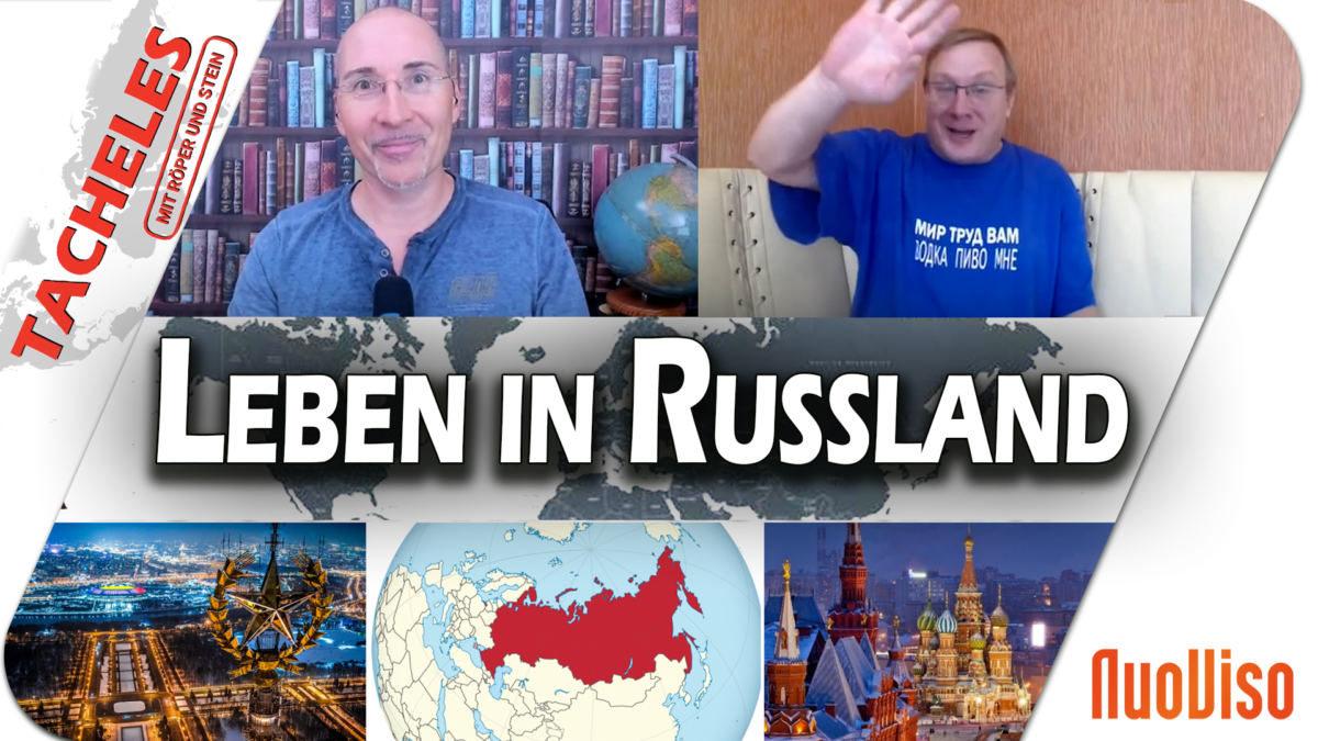Tacheles-Extra: Leserfragen zum Leben in Russland