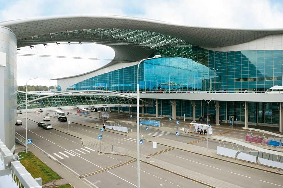 Flughäfen in Russland gewinnen Preise und werden in weniger als zwei Jahren gebaut