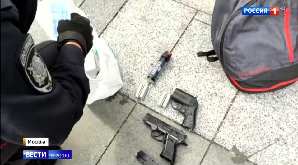 Wie das russische Fernsehen über die Proteste in Moskau berichtet