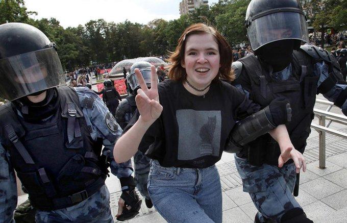 Deutsche Welle bestreitet, in Moskau zu Protesten aufgerufen zu haben – Ein Faktencheck mit allen Quellen