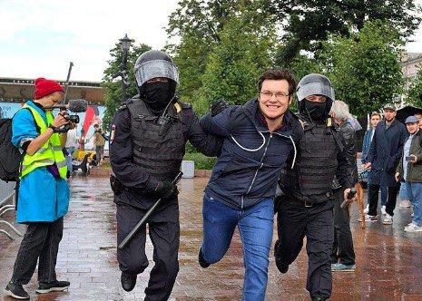 Der Spiegel über die Proteste in Moskau – Unsere tägliche Portion Desinformation gib uns heute