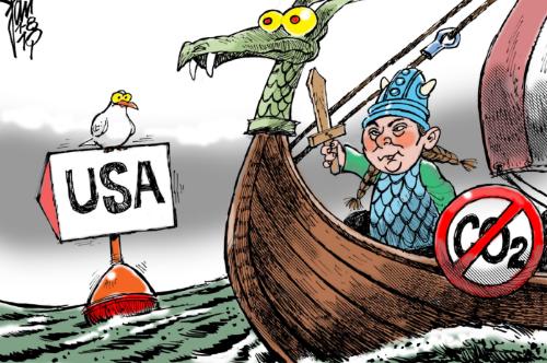 FARA-Gesetz in den USA – Warum wurde Greta in New York nicht verhaftet?