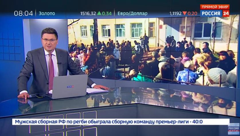 Aus aktuellem Anlass: Gibt es in Russland eigentlich Demonstrationen gegen Regierung und Behörden?