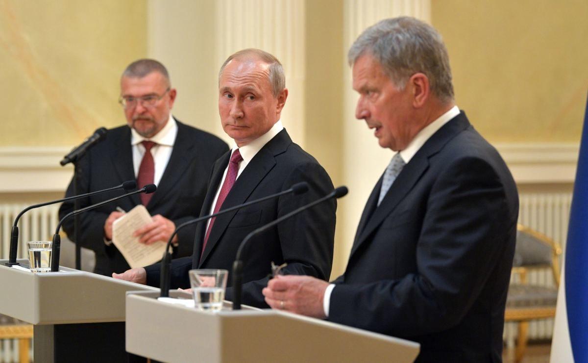 Putin im O-Ton über Abrüstung, Nord-Stream 2 und den Vorfall in Archangelsk