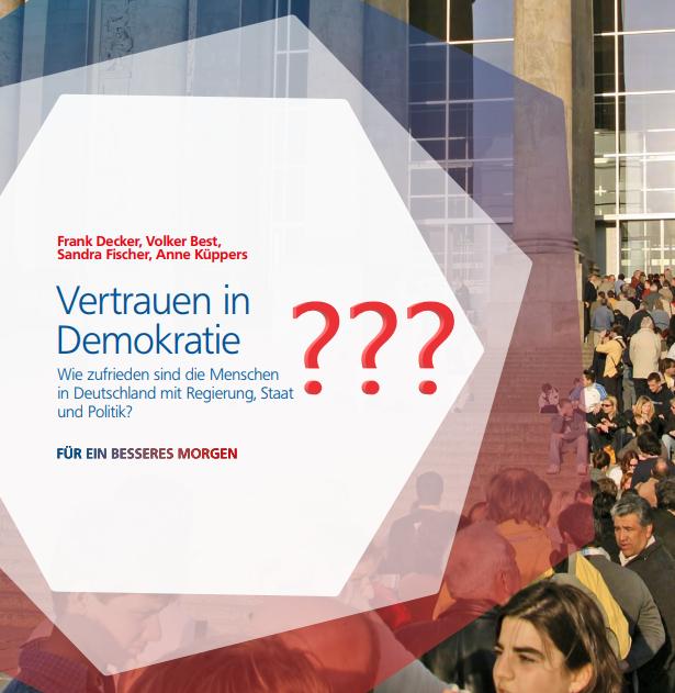 Warum misstraut Mehrheit der Deutschen dem politischen System? Umfrage gibt Antworten