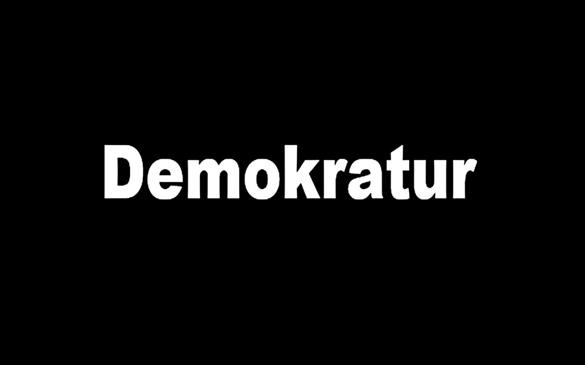 """Das """"Demokratieverständnis"""" einer gewissen Frau Merkel"""