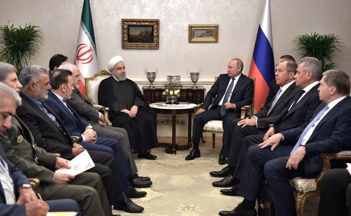 Atomabkommen mit dem Iran: Im Gegensatz zur EU erfüllen Russland und China ihre Verpflichtungen