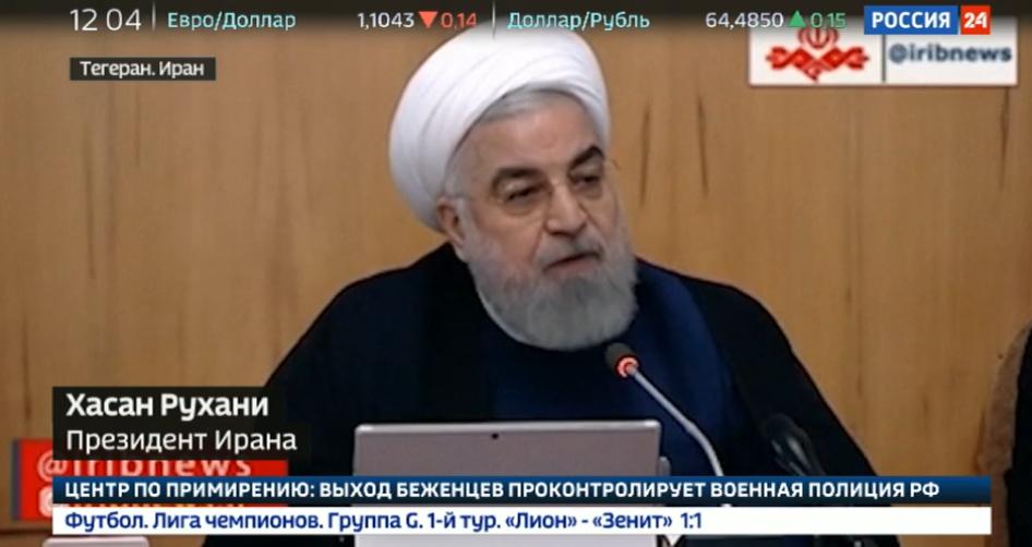 """""""Jemenitische Warnung an Saudi-Arabien""""? Was der iranische Präsident wirklich gesagt hat"""