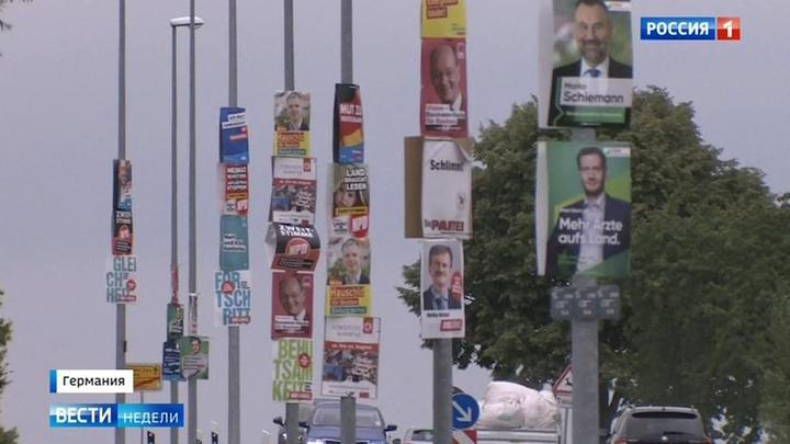 Wie das russische Fernsehen über die Wahlen in Ostdeutschland und den Höhenflug der AfD berichtet