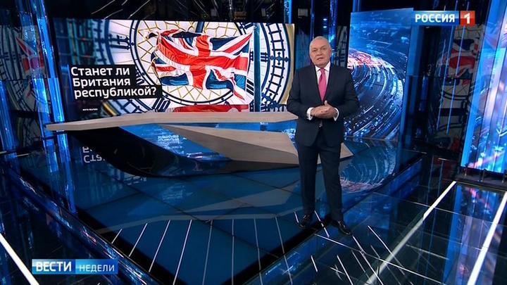 Die Queen kann nichts dafür – Wie das russische Fernsehen über das Brexit-Chaos berichtet