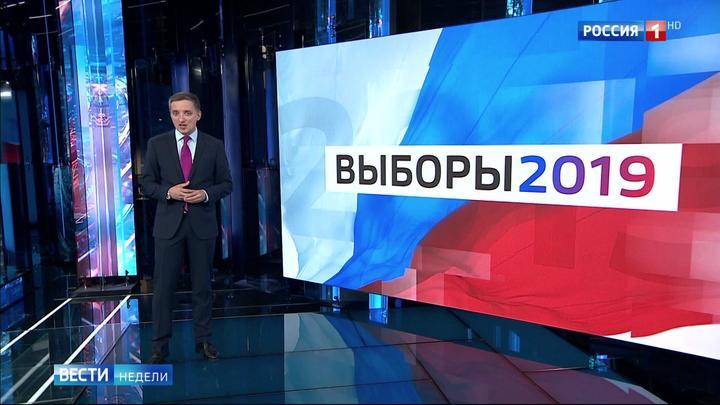 Kommentar im russischen Fernsehen: Was zeichnet eine Demokratie aus?