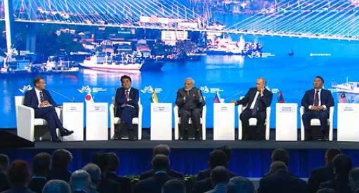 Podiumsdiskussion: Wie denken Japan, Russland und Indien über die G7 bzw. G8?