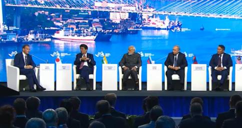 O-Ton: Die Regierungschefs von Russland, Indien und Japan zum Konflikt mit dem Iran