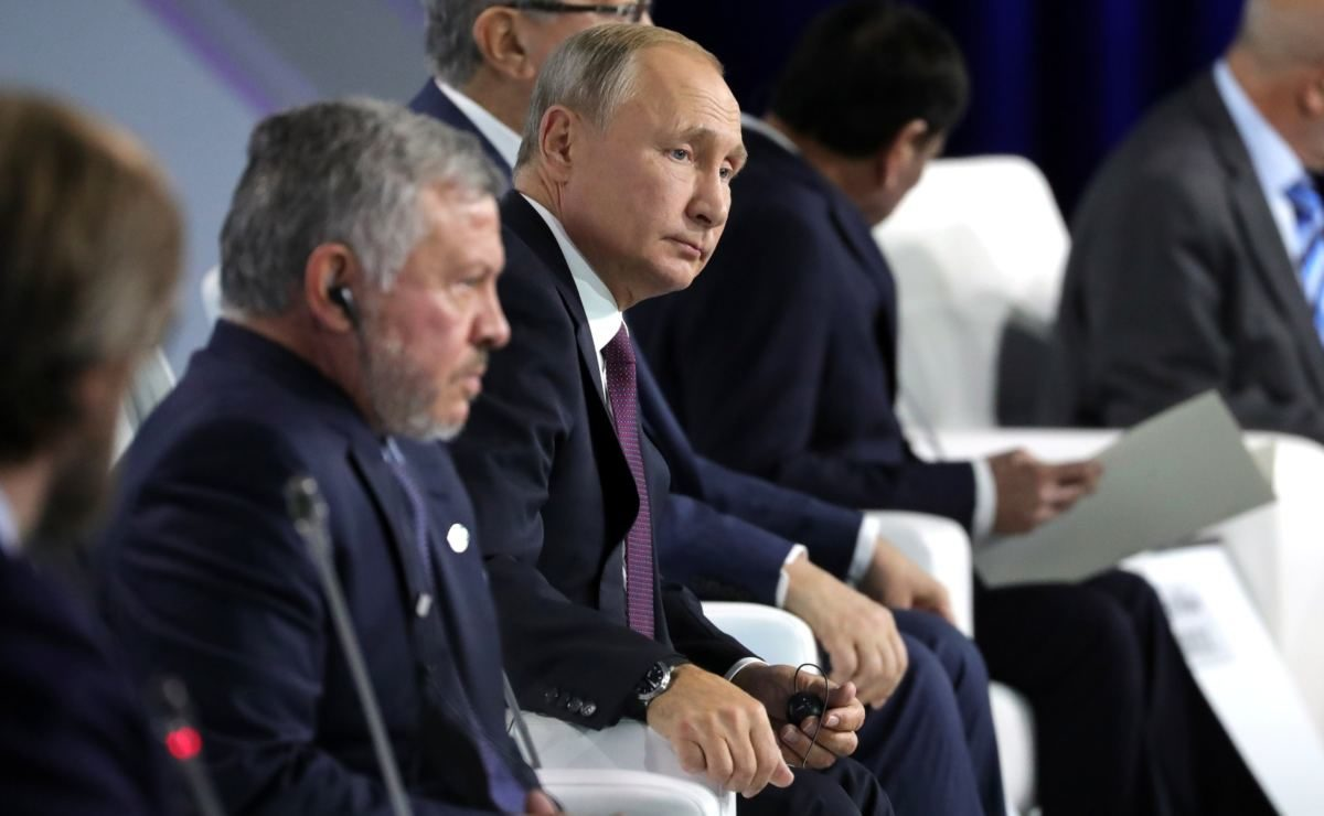 Putin im O-Ton über das neue Wettrüsten und Abrüstungsinitiativen
