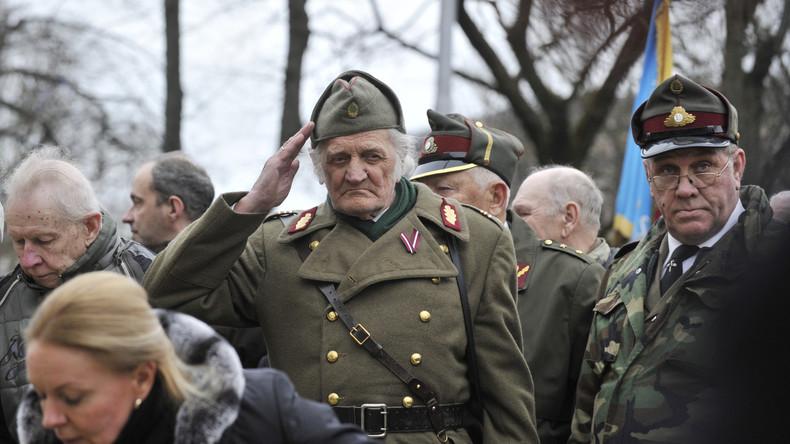 Verherrlichung der Waffen-SS im Baltikum: Dieser Fall ist vielleicht sogar den Balten zu heikel
