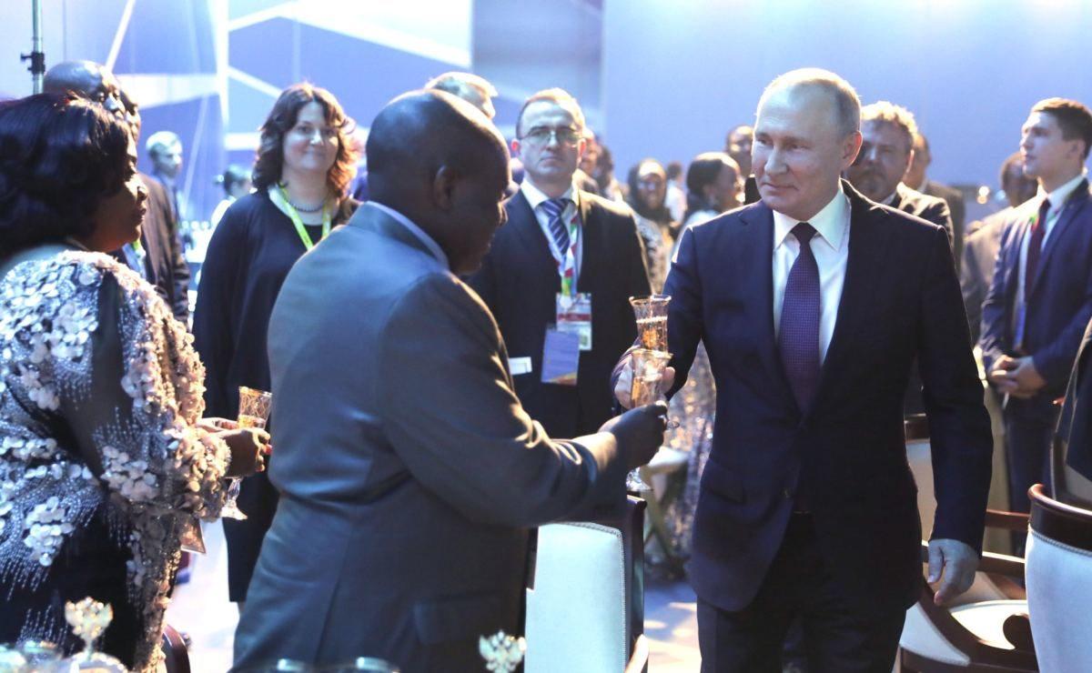 """Reaktion aus Moskau über Pentagon-Chef Esper: """"Die USA garantieren Afrika Wohlstand und Stabilität"""""""