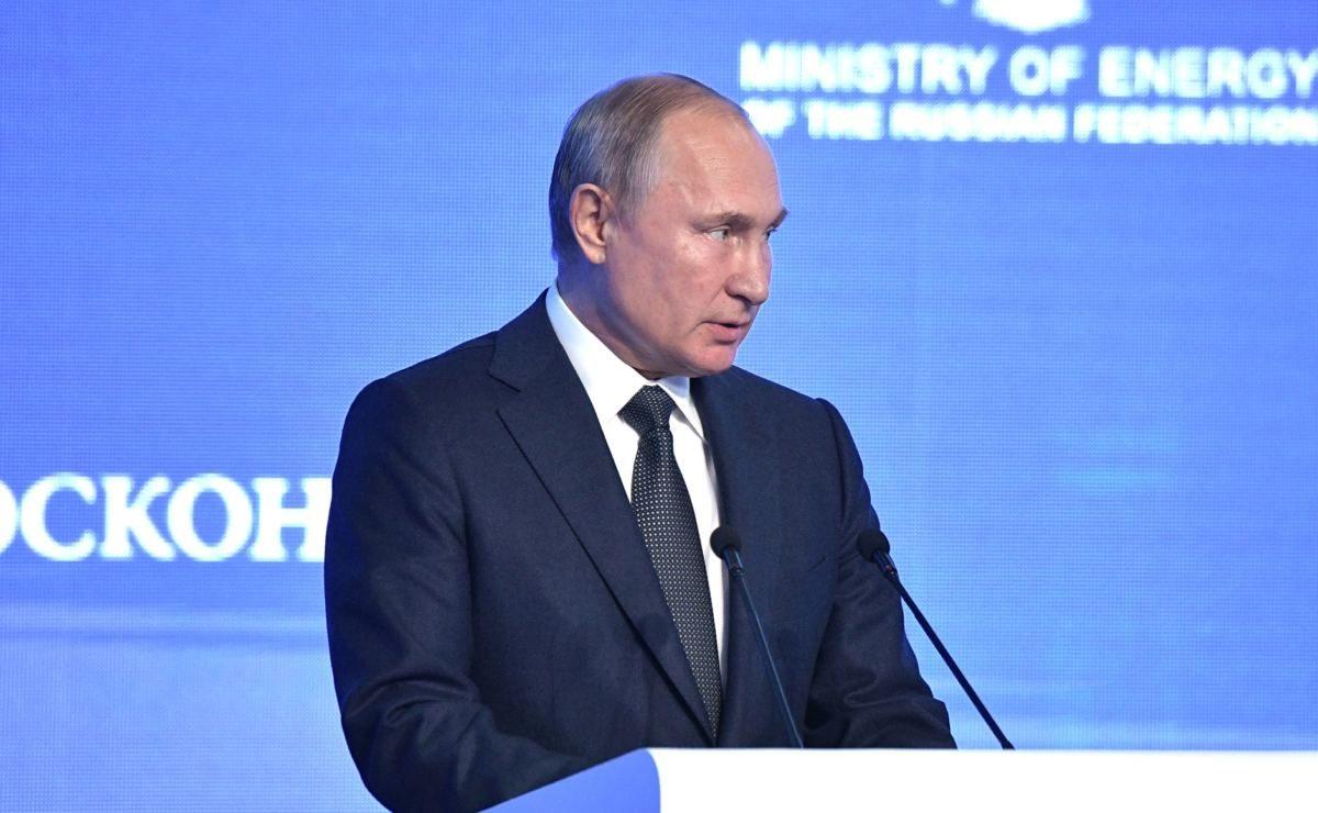 Putin im O-Ton: Die komplette Antwort Putins auf die Frage, was er über Greta denkt