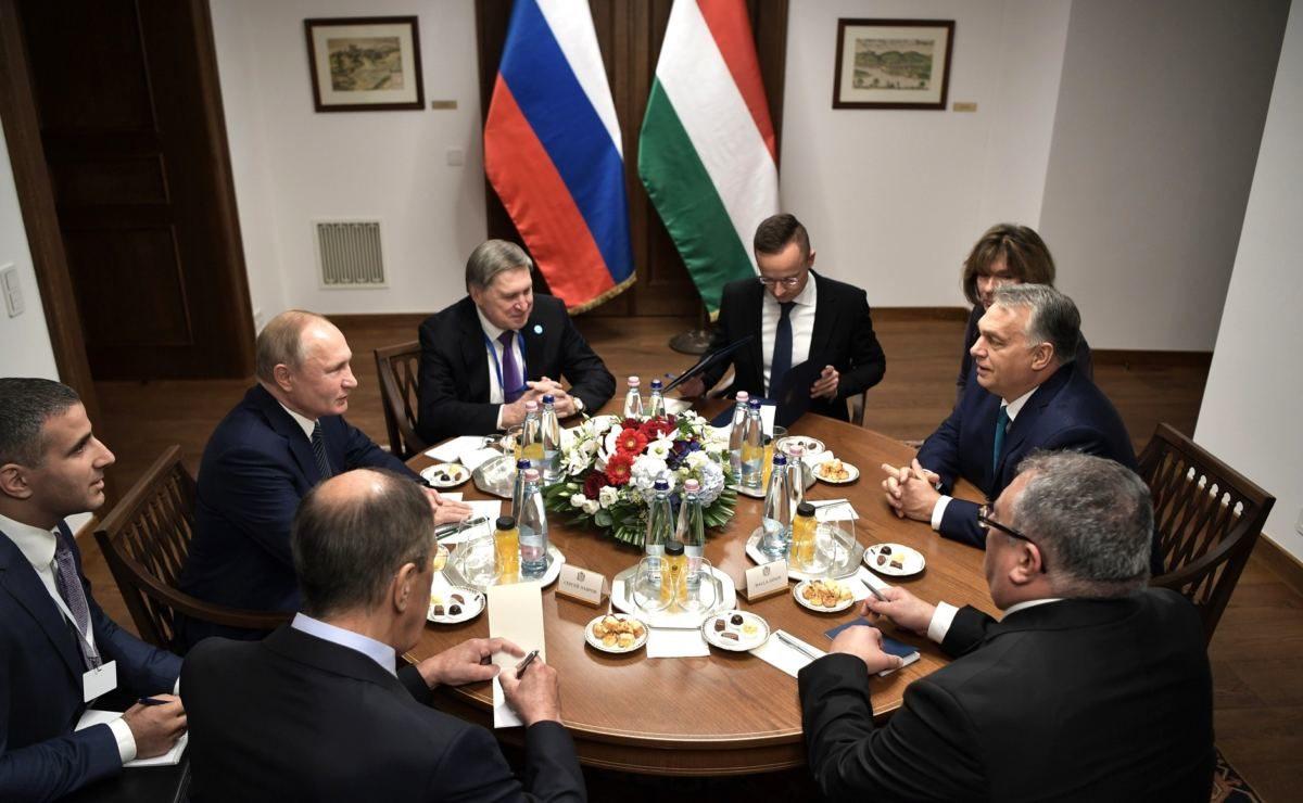 Spaltung der EU? Worum es bei Putins Besuch in Ungarn am Mittwoch wirklich ging