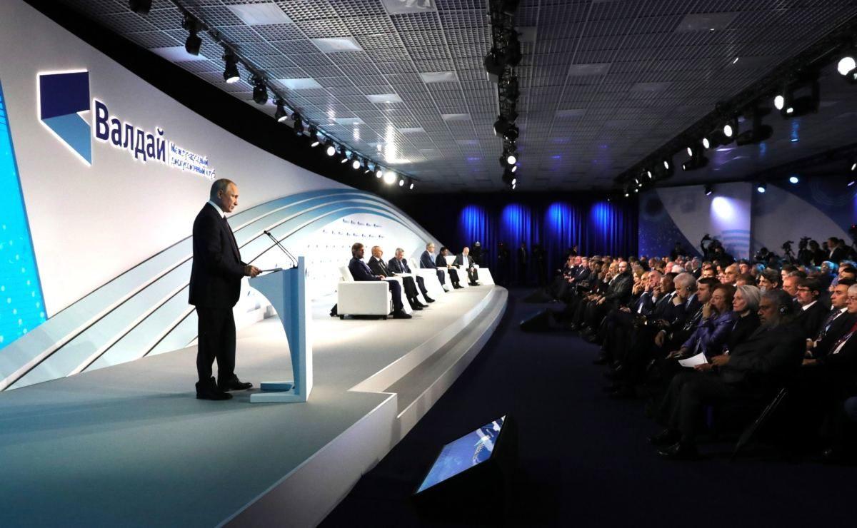 Putins Einschätzung des ukrainischen Präsidenten Selensky im O-Ton