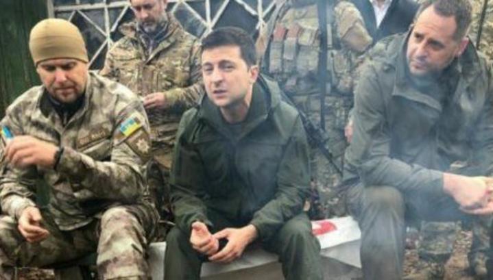 Ukraine-Update: Truppenentflechtung im Donbass und soziale Hiobsbotschaften