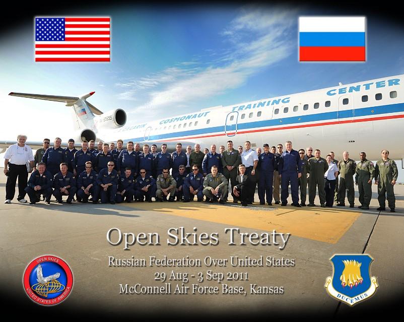 Abrüstung? Nein Danke! USA verkünden einseitigen Ausstieg aus dem Open Skies Vertrag