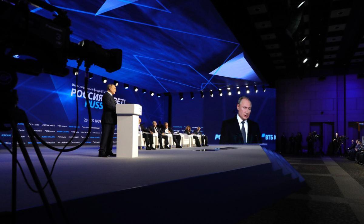 Putin im O-Ton über Klimaschutz und das Pariser Abkommen