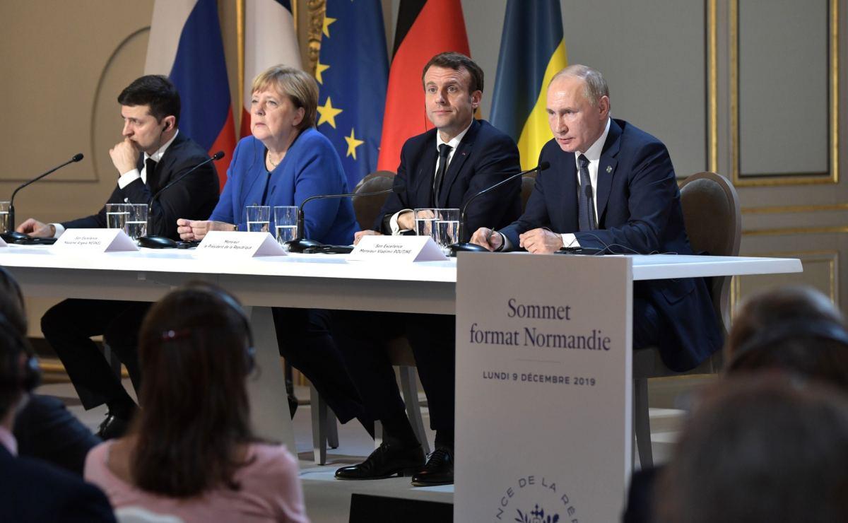 Sie sind sich einig, dass sie uneinig sind – Das sind die Ergebnisse des Treffens von Putin und Selensky