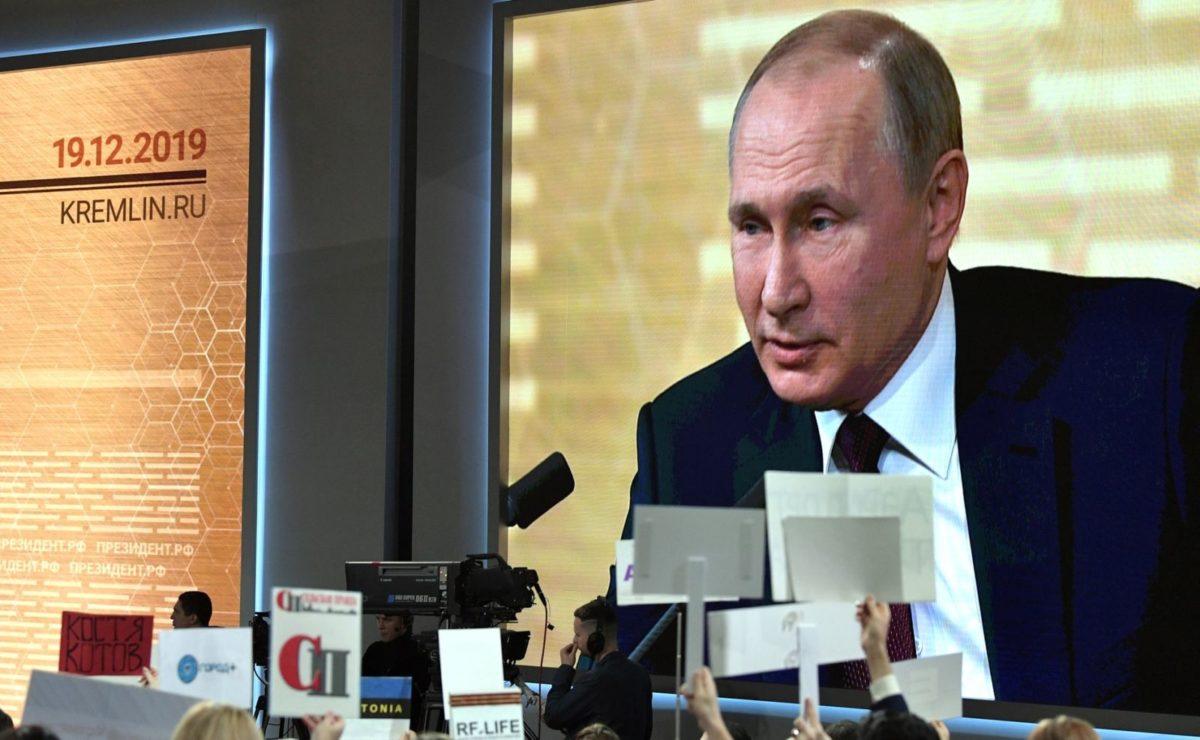 In eigener Sache: Putins Pressekonferenz und Leserkommentare zur russischen Innenpolitik