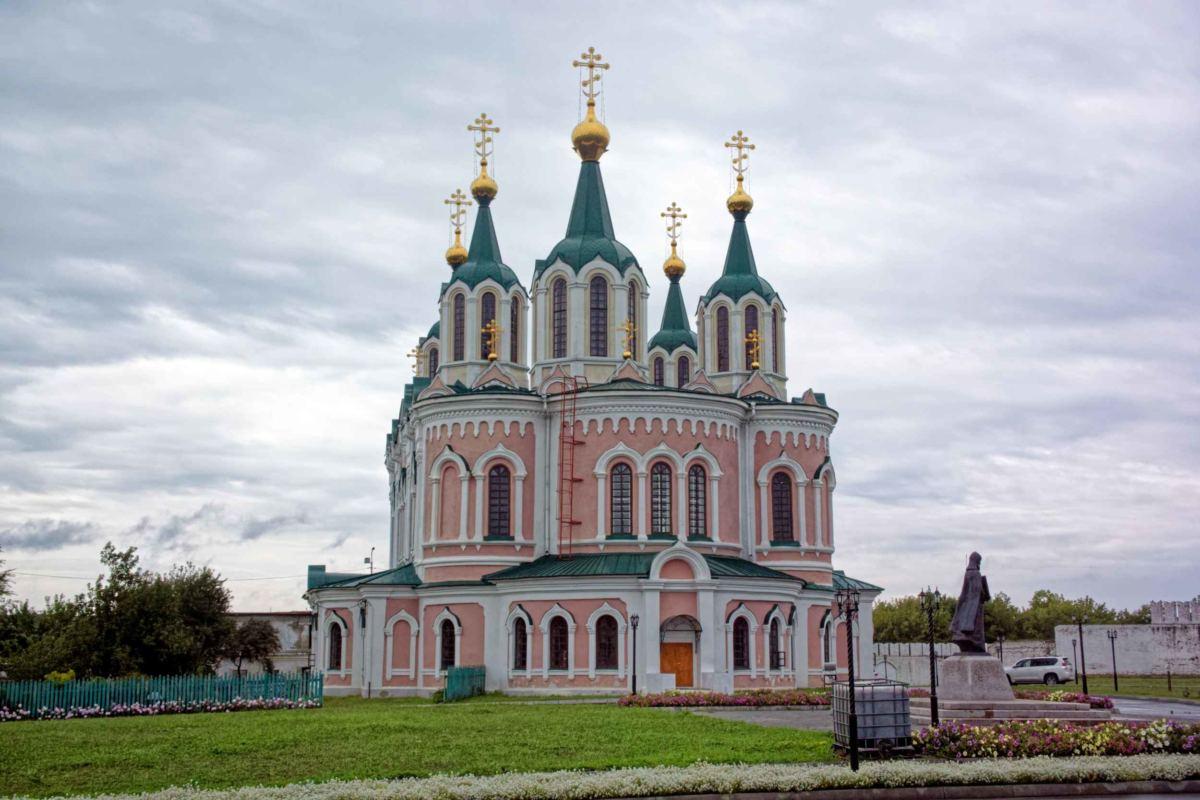 Russland-Reisebericht eines Lesers – Mit dem Zug bis hinter den Baikalsee