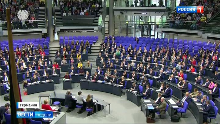 Sehr deutliche Worte: Das russische Fernsehen analysiert die aktuellen Problemen in der EU