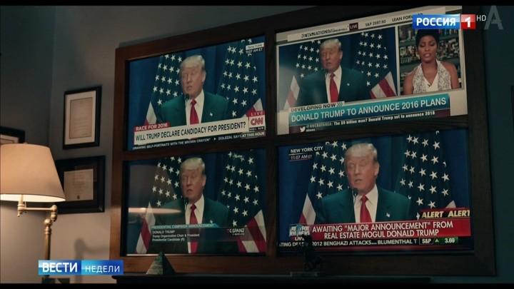 Wie Hollywood versucht, einen Wahlsieg Trumps zu verhindern