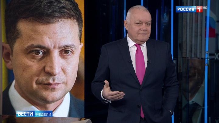 Das russische Fernsehen über die Erfolgsaussichten des Treffens im Normandie-Format